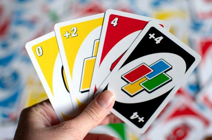 UNO Card's Most Popular Indoor Game.